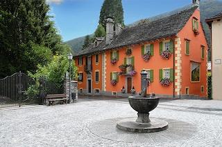 Viaggio tra l'Italia e la Svizzera, #fanpagetour nella Val Vigezzo