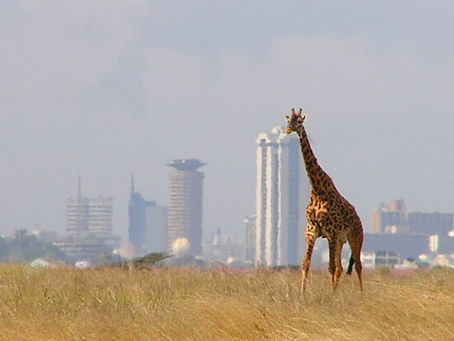 capitale del Kenya