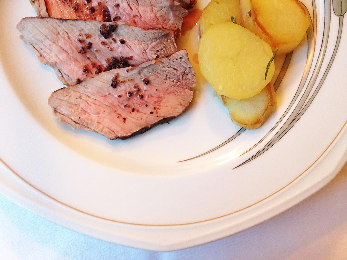 Carne scottona piemontese