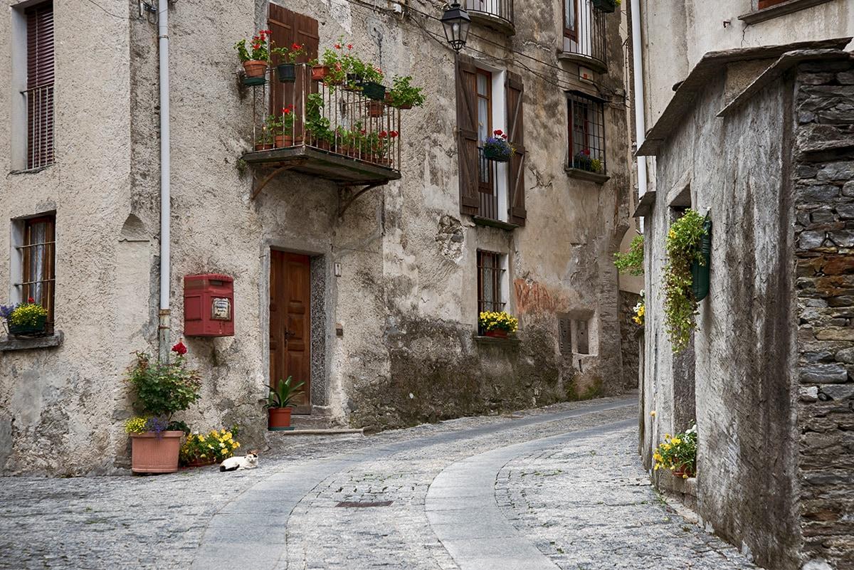 A passeggio per Craveggia [@Fanpage.it / Ilaria Vangi]