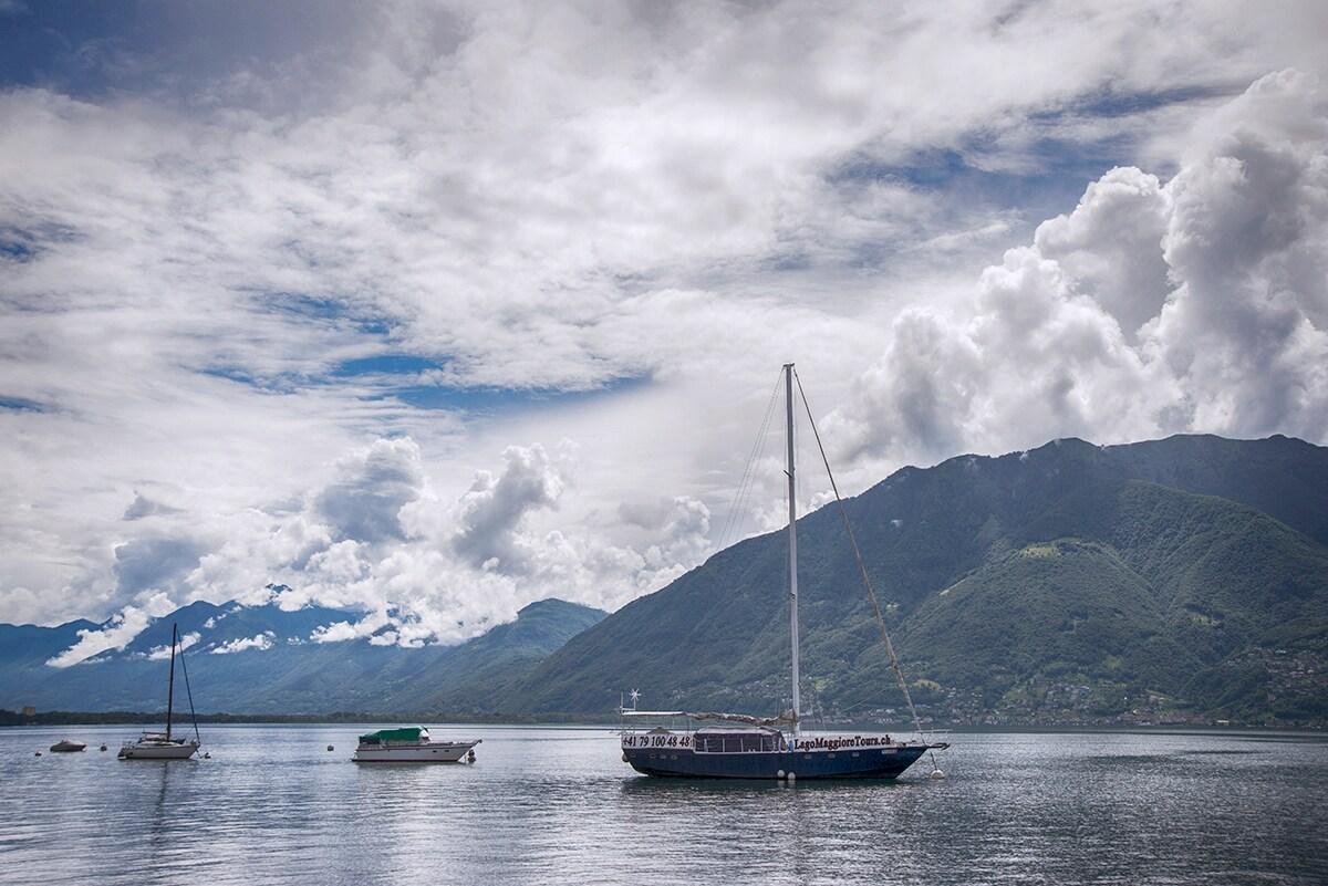 Lago Maggiore [@Fanpage.it / Ilaria Vangi]