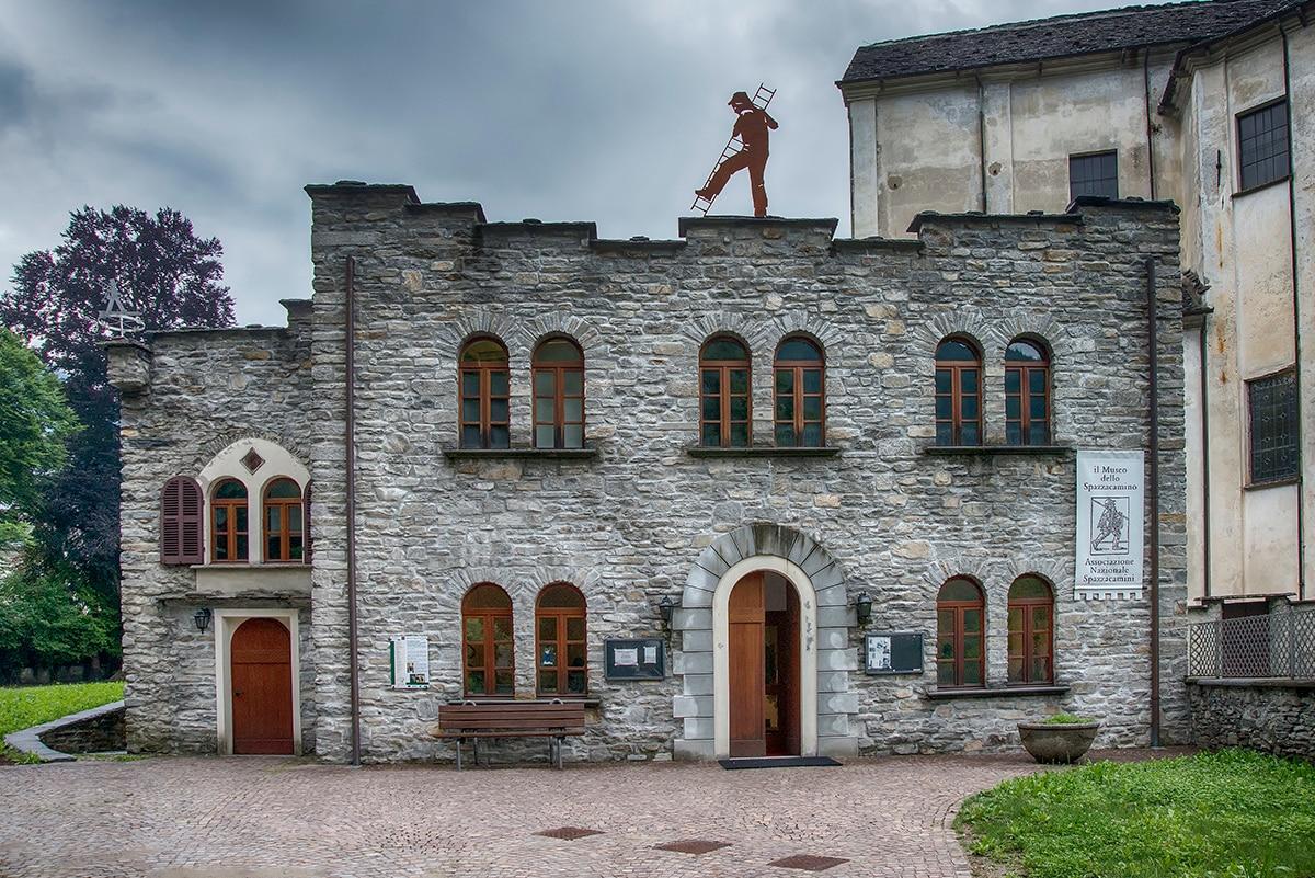 Museo dello spazzacamino [@Fanpage.it/Ilaria Vangi]