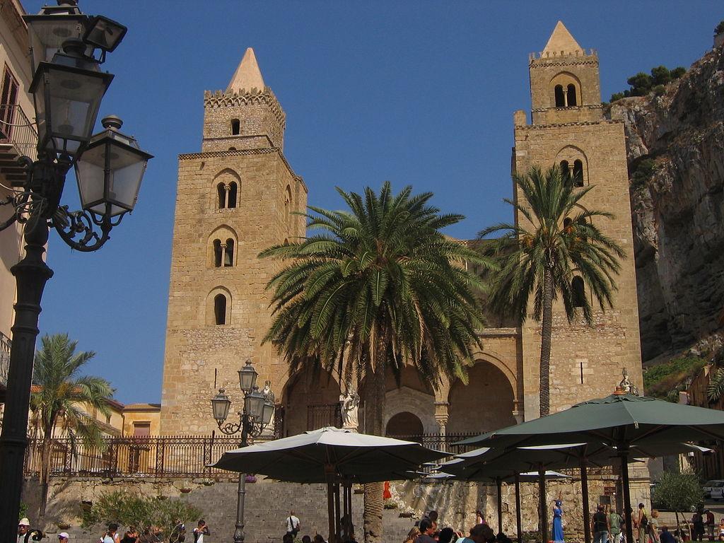Duomo di Cefalù [Foto Wikimedia Commons]
