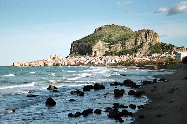 Rocca di Cefalù [Foto Wikimedia Commons]
