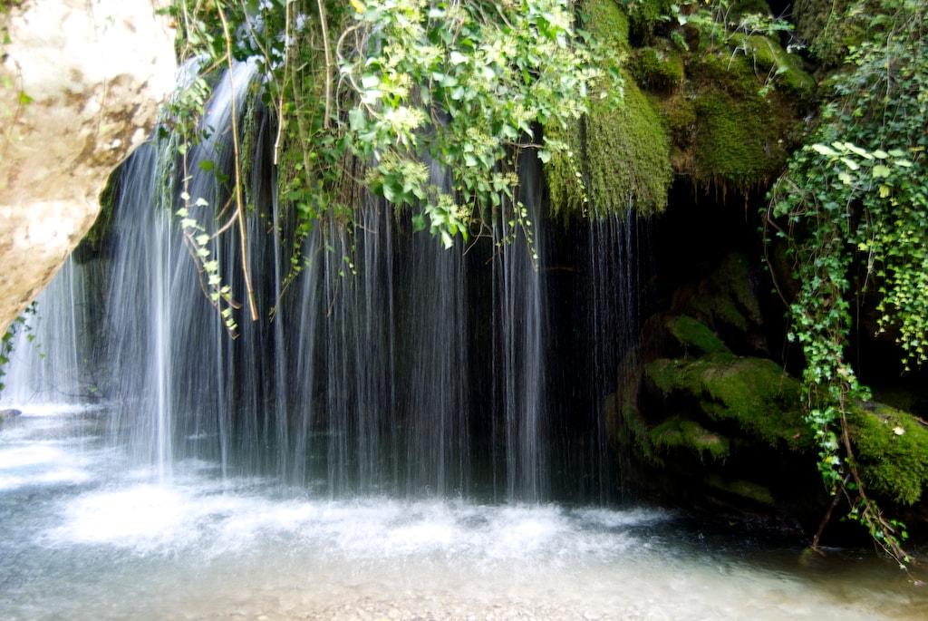 Cascata Capelli di Venere (foto di Phlegrean)