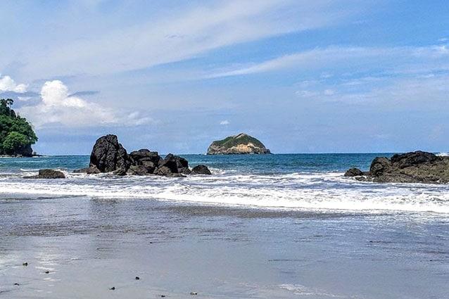 Manuel Antonio beach (Foto Fanpage.it/Raffaele Basile).