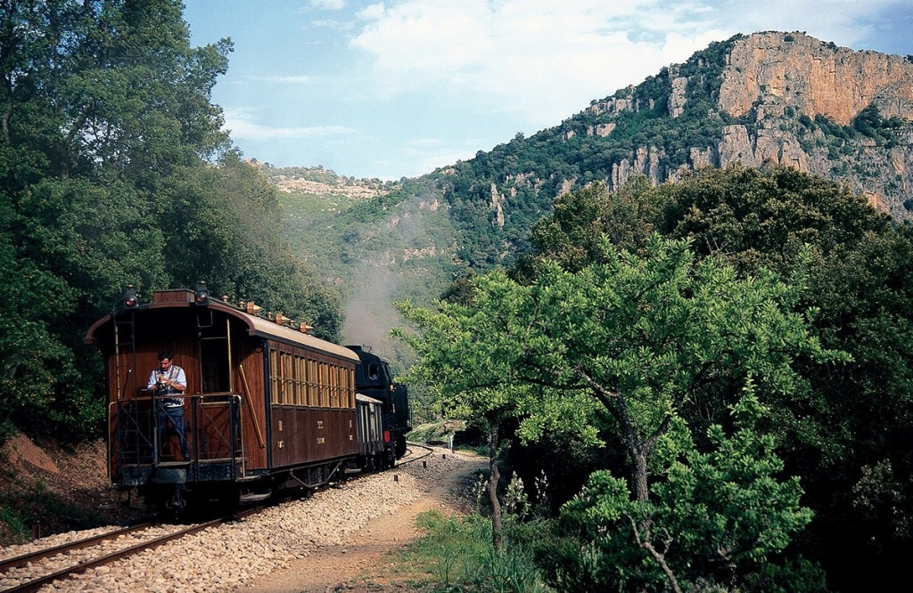 Trenini Verde / Ussassai [© GAL Ogliastra]