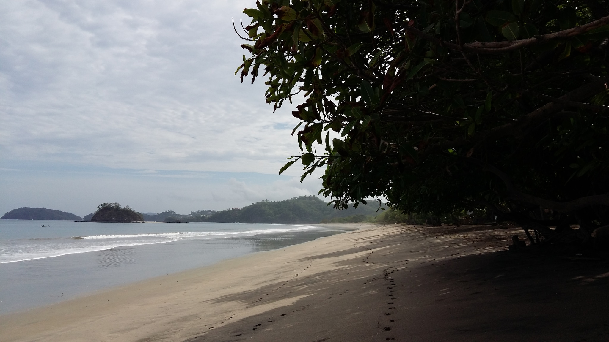 Playa Brasilito (Foto Fanpage.it/Raffaele Basile).