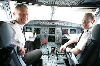 Il linguaggio segreto del personale di volo
