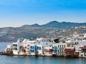 Mykonos, Grecia – Immagine Fotolia