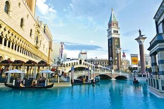 5 copie di Venezia nel mondo
