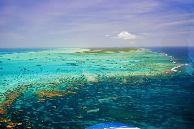 Anegada, arcipelago delle Isole Vergini.