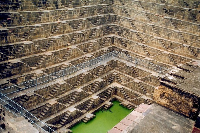 Chand Baori – Foto Wikipedia