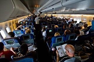 Le richieste più assurde dei passeggeri in aereo