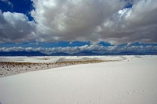 White Sands, il deserto bianco come la neve