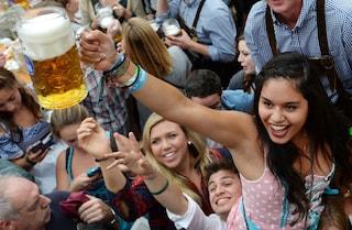 L'apertura dell'Oktoberfest 2015 dà il via a due settimane di divertimento