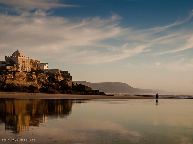 Sidi Kaouki, Marocco (Foto di Julia Maudlin).