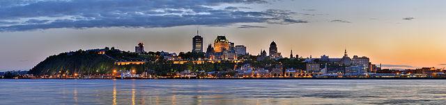 Quebec City, Canada (Foto da Wikipedia).