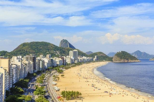 Nel primo semestre del 2015 i biglietti aerei per Rio de Janeiro dall'Italia sono dimunuiti del 24%