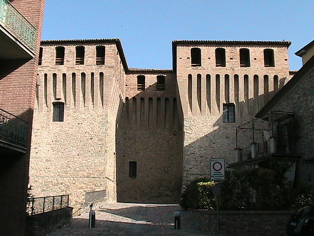 Castello Pallavicino, Varano de' Melegari – Foto Wikimedia Commons
