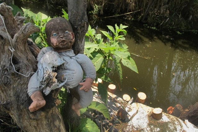 Isola delle Bambole, Messico