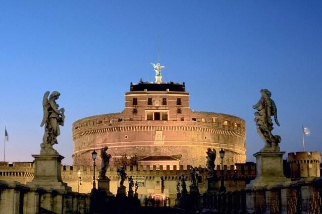 Castel Sant'Angelo – Foto Wikipedia