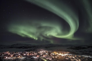 6 luoghi da sogno per vedere l'aurora boreale
