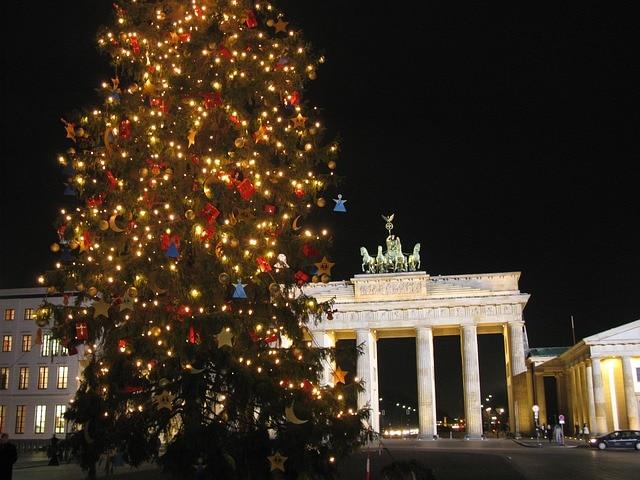 Berlino a Natale – Foto Pixabay