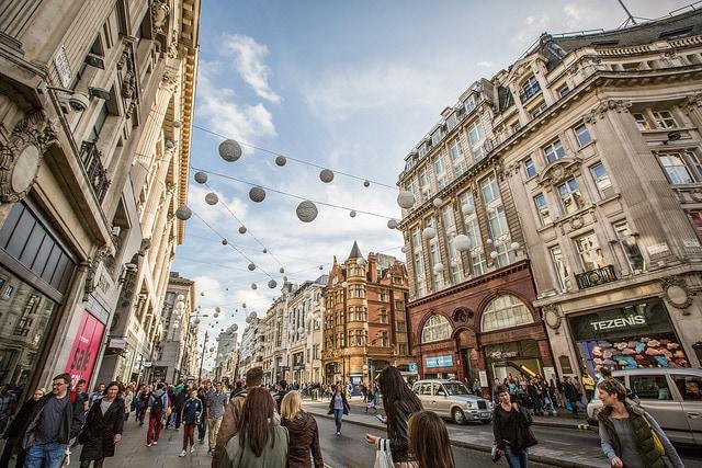 Oxford Street, Londra
