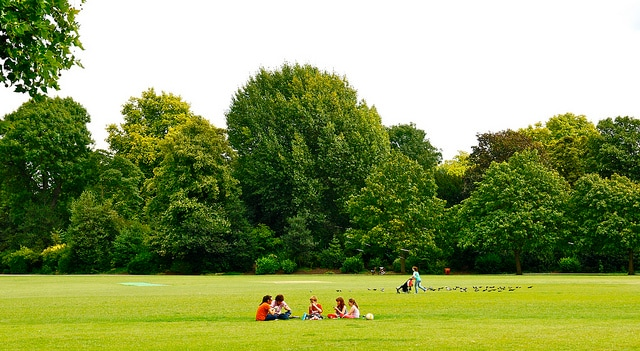 Battersea Park, Londra