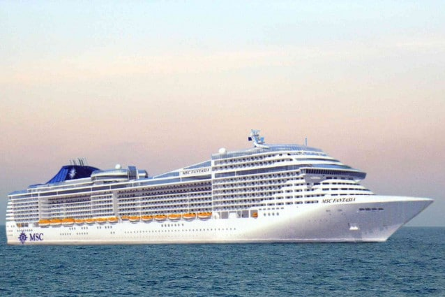 MSC Fantasia – Foto Wikipedia