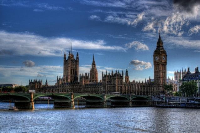 Alcuni dei monumenti da vedere a Londra.