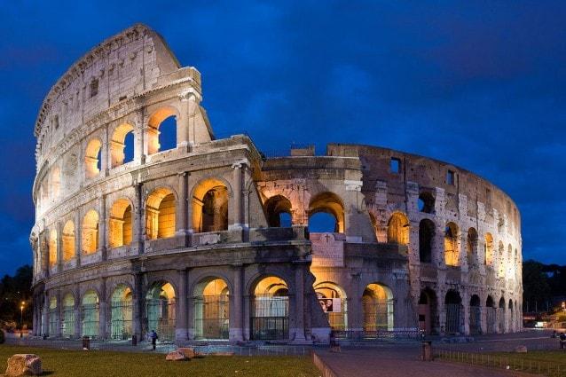 Colosseo – Foto Wikipedia