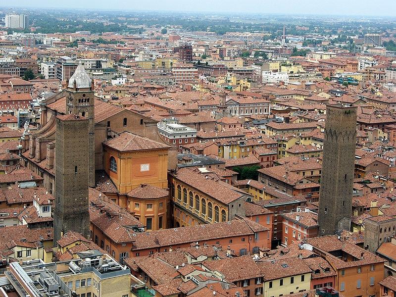 Bologna – Foto Wikimedia Commons