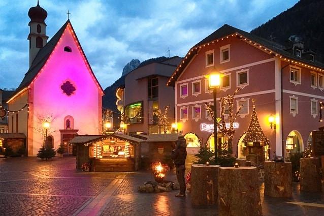 Ortisei Mercatini di Natale Trentino Alto Adige