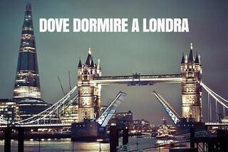 Dove dormire a Londra: consigli per una vacanza low cost