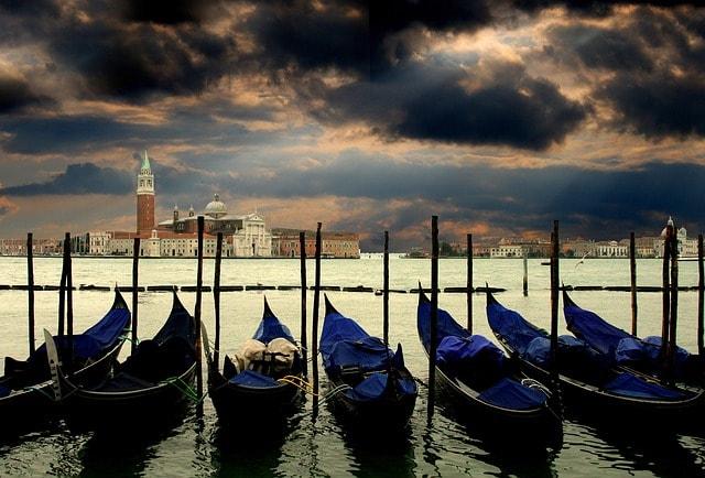 Venezia (foto Pixabay)