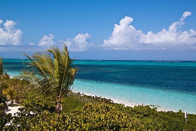 Turtle Cove, spiaggia di Providenciales – Foto Wikimedia Commons