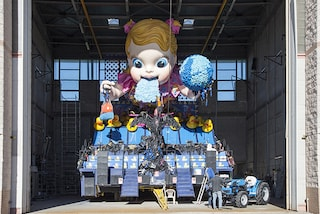 I carri del Carnevale di Viareggio 2016 tra satira e denuncia sociale