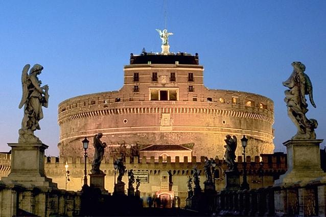 Castel Sant'Angelo a Roma (Foto di Andreas Tille).