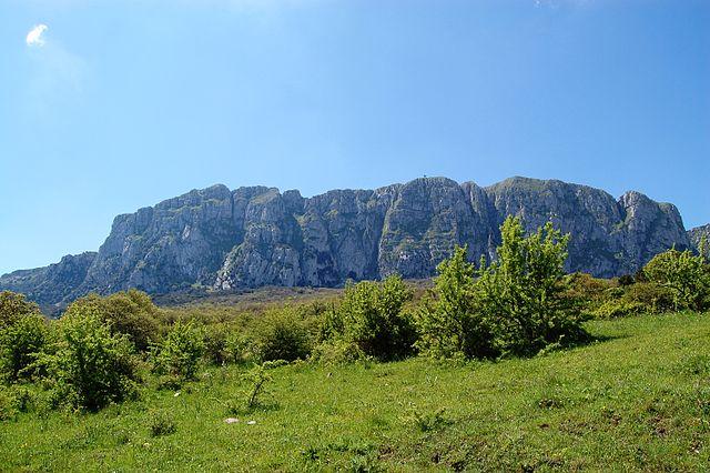 Trekking? Rocca Busambra da Ficuzza (Foto da Wikipedia).