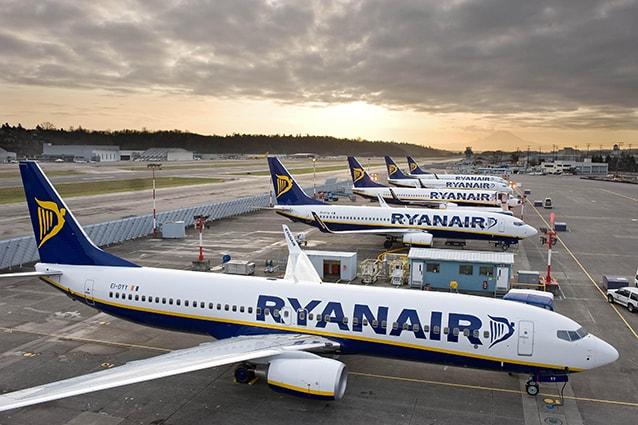 """Ryanair: """"Chiudiamo le basi italiane a causa delle tasse"""""""