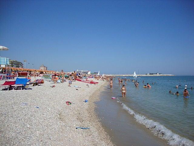 Spiaggia di Fano – Foto Wikimedia Commons