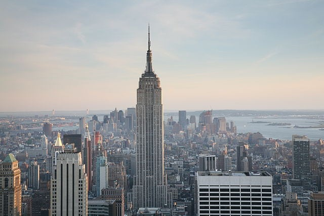 Empire State Building – Foto Wikimedia Commons