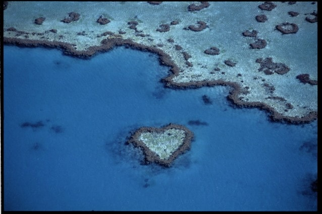 Heart Reef, Whitsundays, Queensland–Tourism Australia Copy