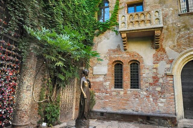 Casa di Giulietta – Foto di Claudio Pimazzoni