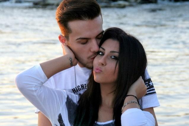 Una giovane coppia – Foto Pixabay