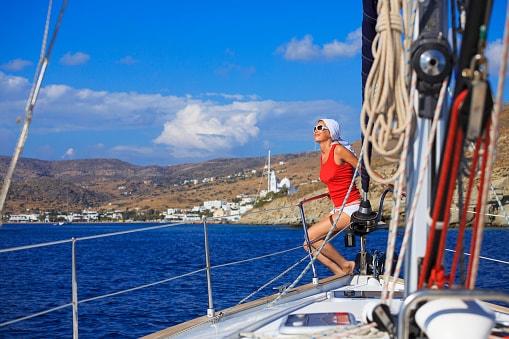 Guida Di Ios Nelle Cicladi Isole Della Grecia