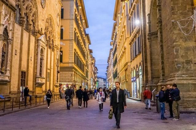 Firenze, una delle mete di vacanza preferite al mondo.