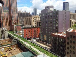 Il parco di High Line: ecco come rivalutare una ferrovia abbandonata